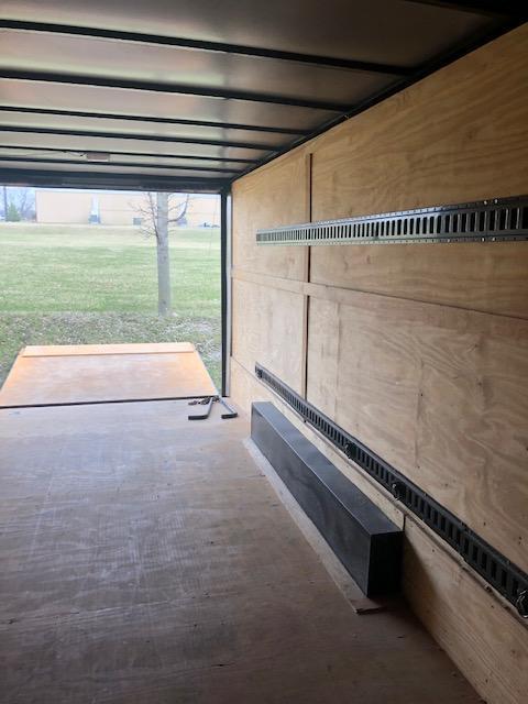 2016 Spartan Cargo ECONOMY HAULER Enclosed Cargo Trailer
