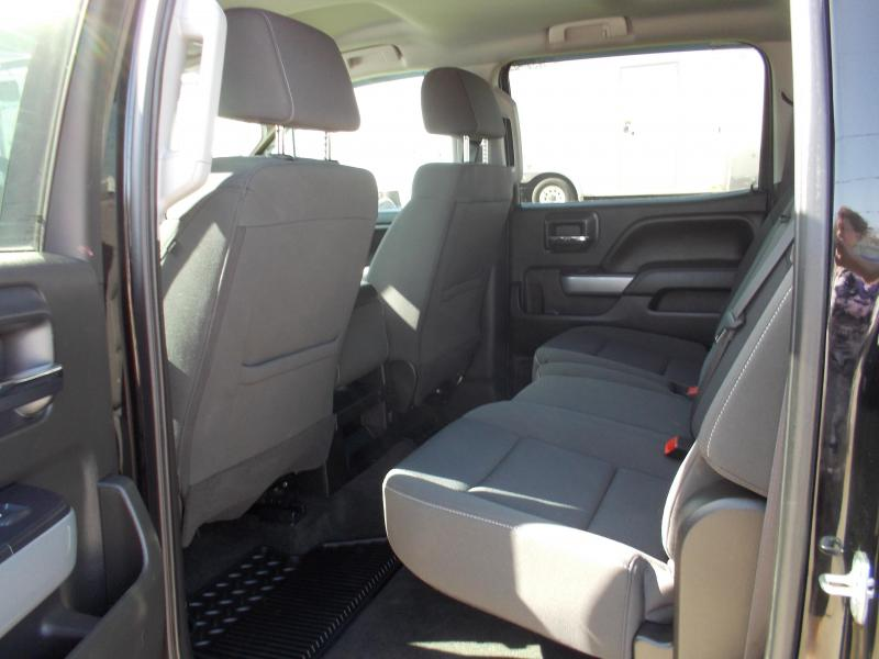 2017 Chevrolet Silverado LT 1500 Crew Cab Truck
