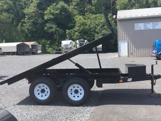 2019 Premier Trailers Inc. LE HDT 610-10K DO Dump Trailer