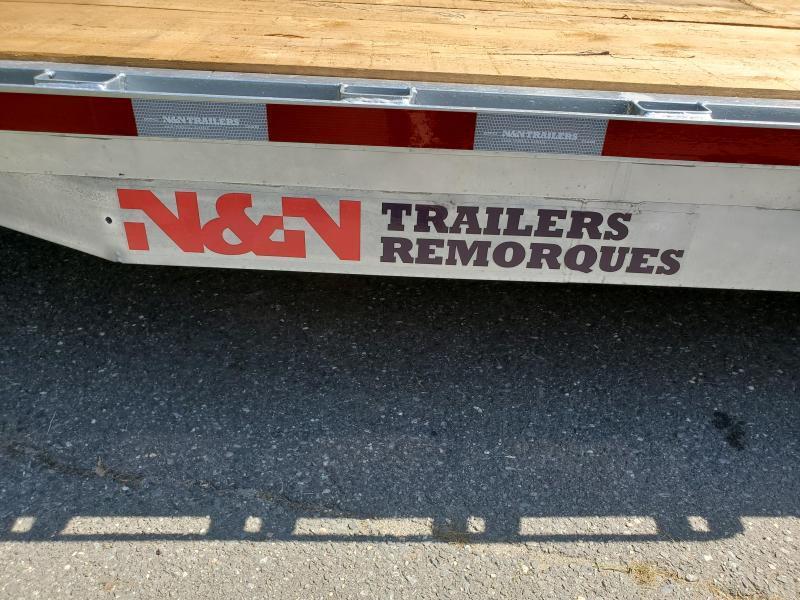 2020 N&N Trailers ICHHD24 Equipment Trailer 24' 14K GVW