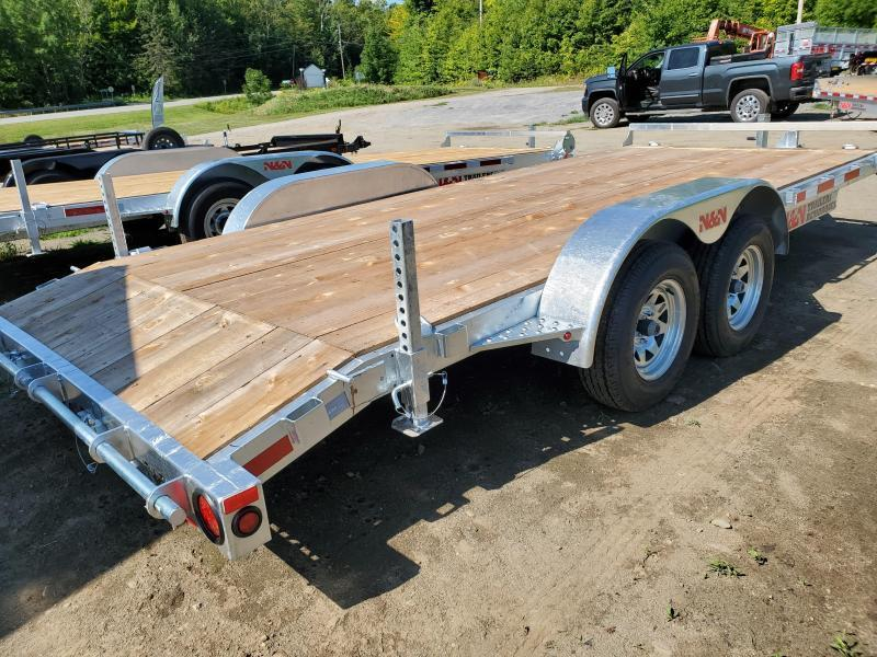 2020 N&N Trailers ICH-20 Car / Racing Trailer 10K LB