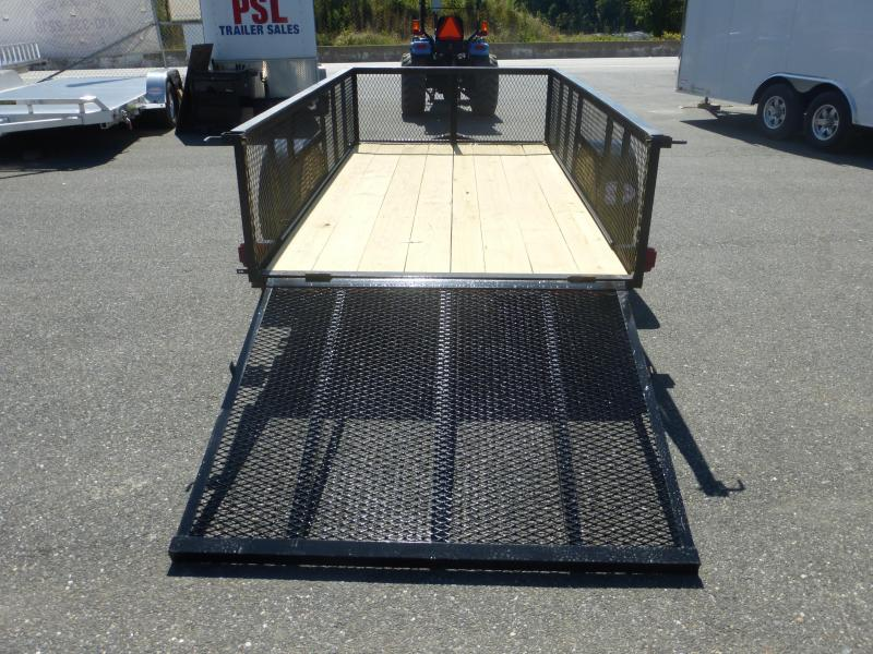 Carry-On 5' x 10' Landscape Utility Trailer w/ 24