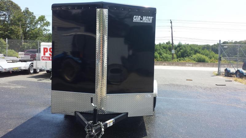 2020 Car Mate Trailers CM612ECV Enclosed Cargo Trailer