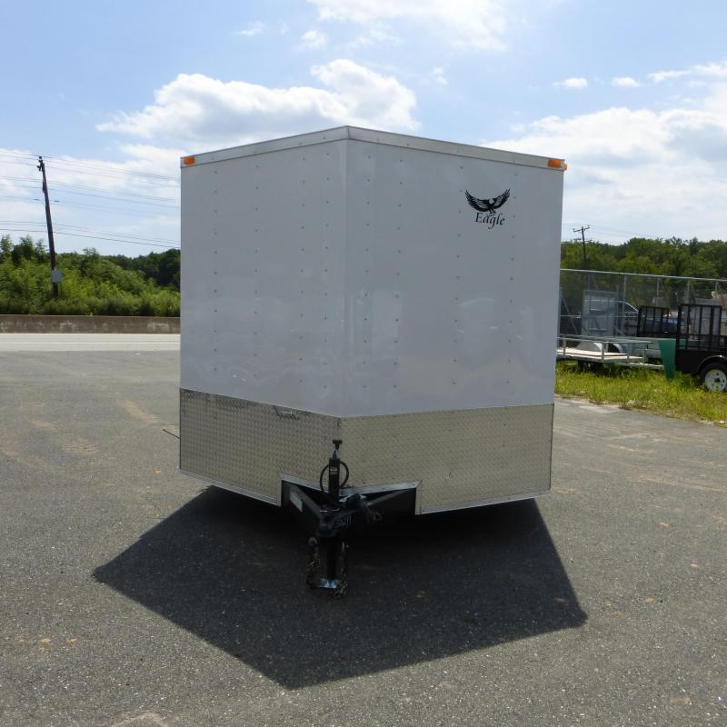 Lark 8.5' x 20' Enclosed Cargo Trailer-10K