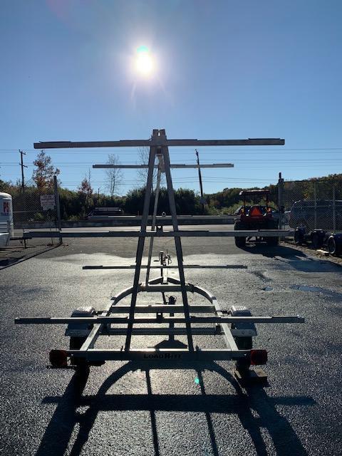 Load Rite 6 Place Kayak Trailer