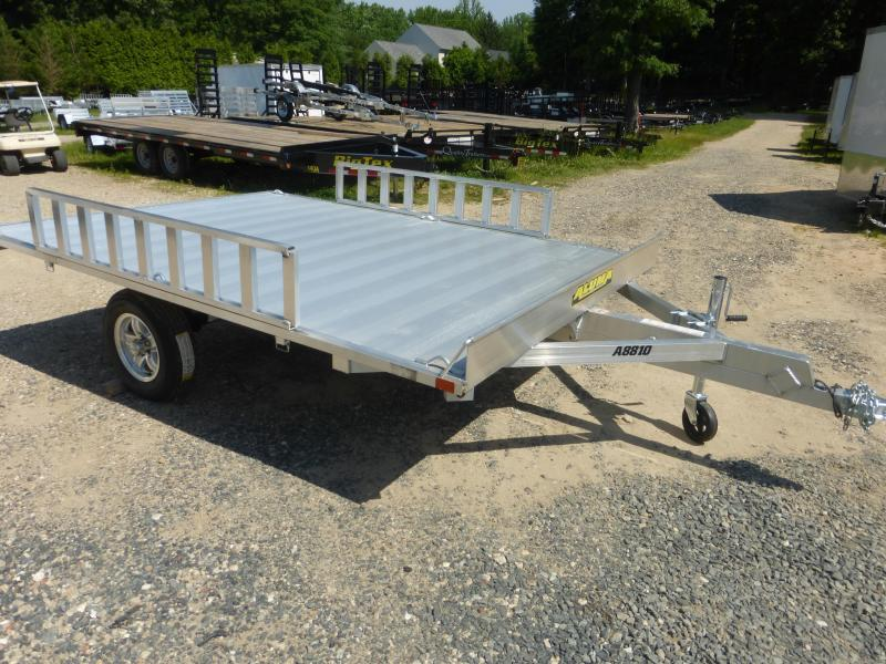 Aluma 2 Place ATV Trailer 2.2K