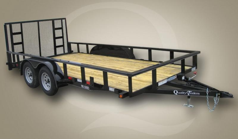 Dovetail Utility Trailer 7 X 20: New And Used Enclosed Cargo Trailers In