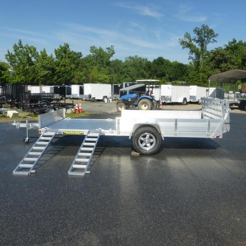 """Aluma 81"""" x 12' 3K Aluminum ATV Trailer"""
