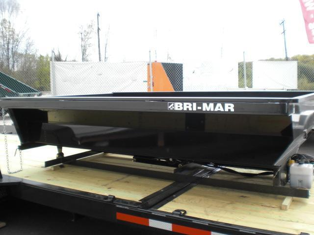 Bri-Mar Dump Insert 8' with Cab Protector