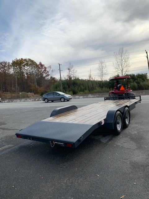 Belmont 7' x 20' Car Hauler 10K