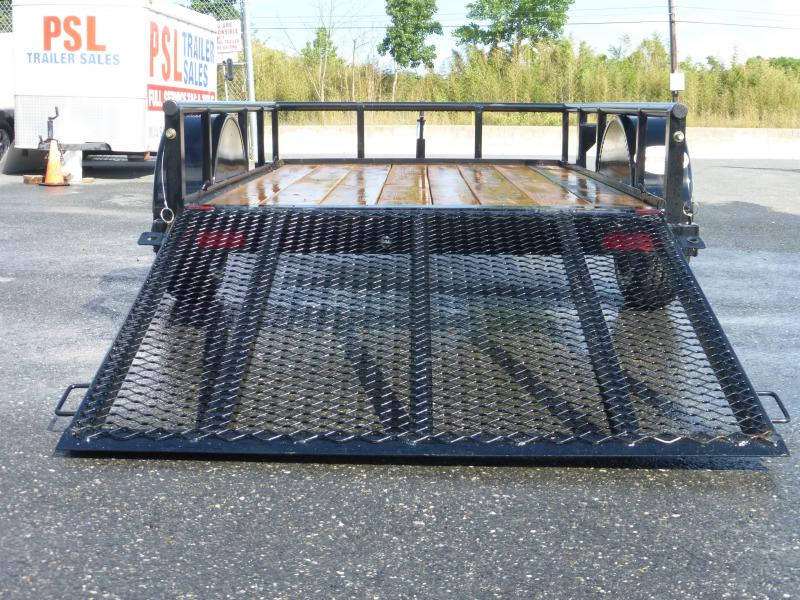 Big Tex 5' x 8' Landscape Utility Trailer