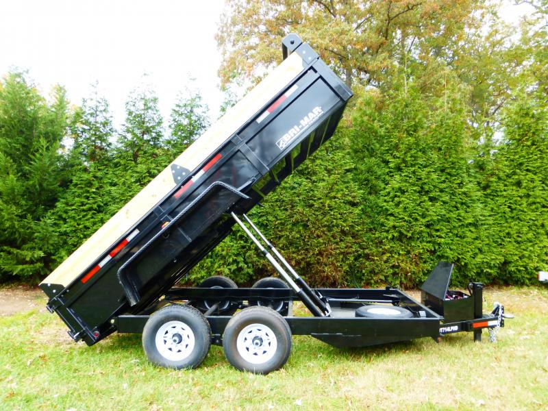 dump trailers new and used enclosed cargo trailers in. Black Bedroom Furniture Sets. Home Design Ideas