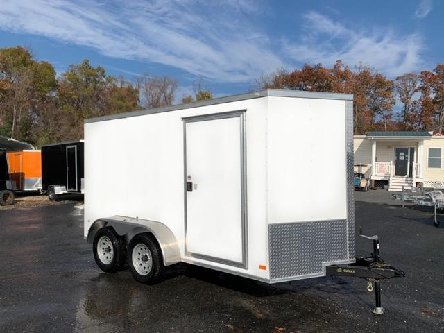 Covered Wagon/ Diamond Cargo Trailers 6X12TA Enclosed Cargo Trailer