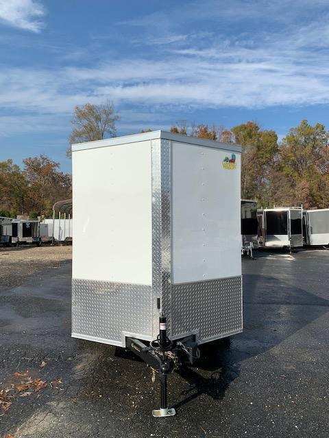 Covered Wagon/ Diamond Cargo Trailers 6X12TA Enclosed Cargo Trailer