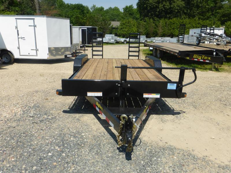 Big Tex Trailers 14ET-18 Equipment Trailer