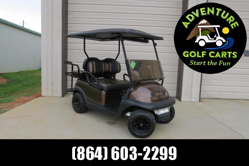 2013 Club Car Precedent Gas