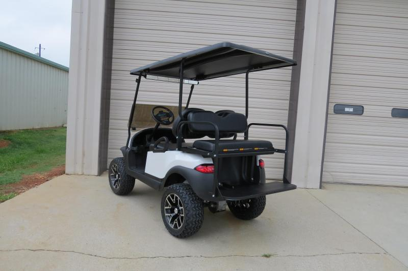 2012 Club Car Precedent Gas
