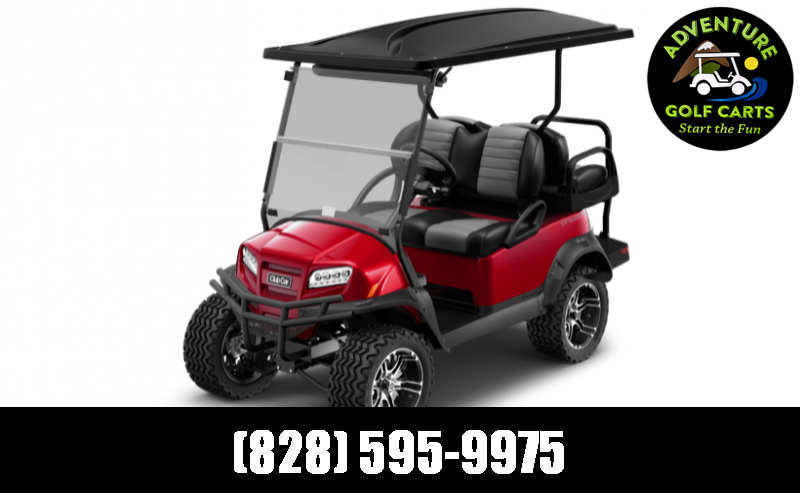 2020 Club Car Onward Lifted Gas Golf Cart - 4 Passenger