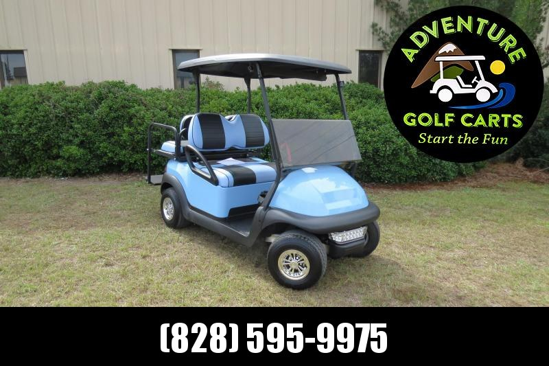 2012 Club Car Precedent Golf Cart Gas