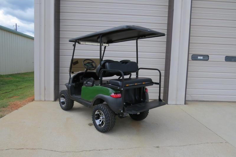 2012 Club Car Precedent Golf Cart Gas