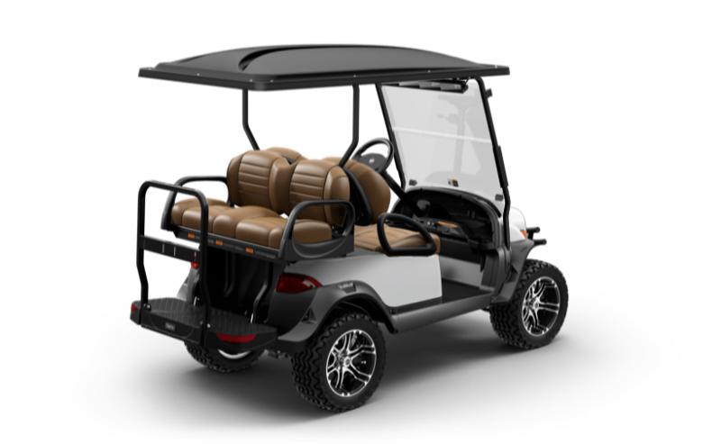 2020 Club Car Onward Lifted Lithium Ion Golf Cart - 4 Passenger