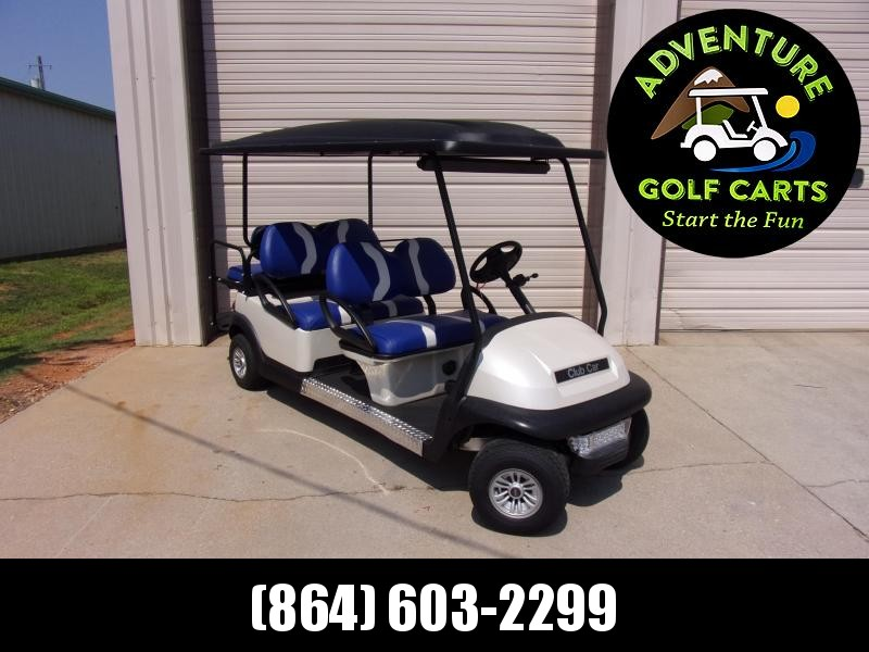Club Car Onward | Adventure Golf Carts in Greenville and