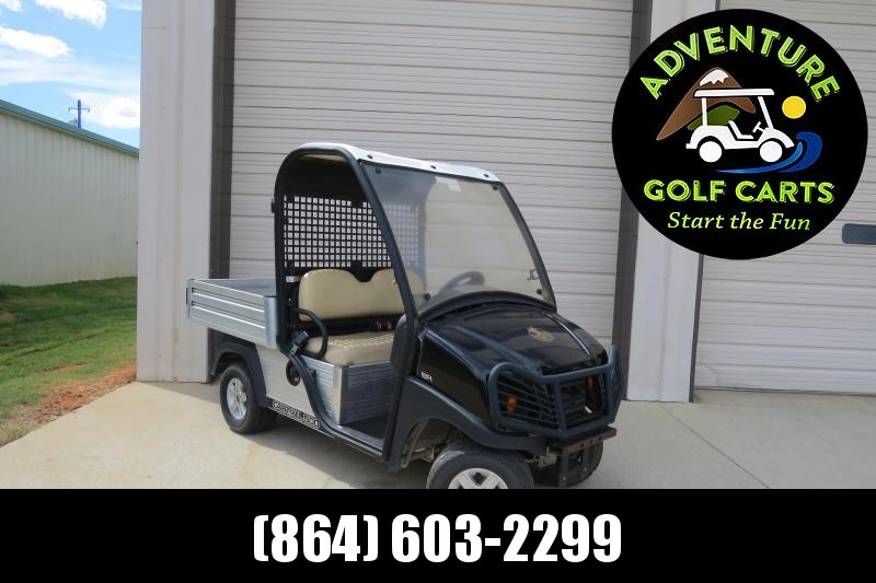 2016 Club Car Gas Carryall 500 Utility Golf Cart
