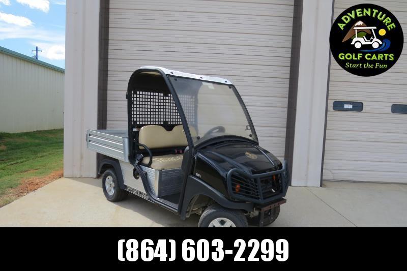 2016 Club Car Gas Carryall 500 Utility Golf Cart