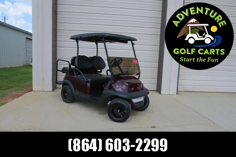 2008 Club Car Precedent Gas