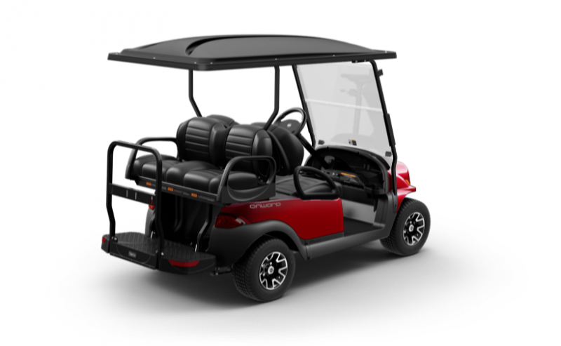 2020 Club Car Onward Electric Golf Cart - 4 Passenger