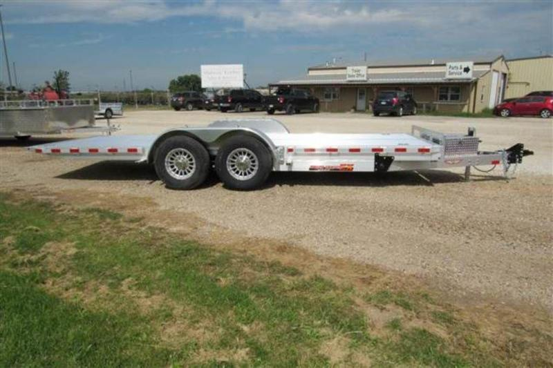 "2020 H and H Trailers 82"" x 20' Heavy Duty EXA SPEEDLOADER"