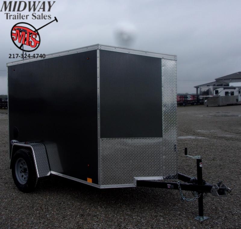 2021 Look Trailers Element SE 5 X 8' SA BP Enclosed Cargo Trailer