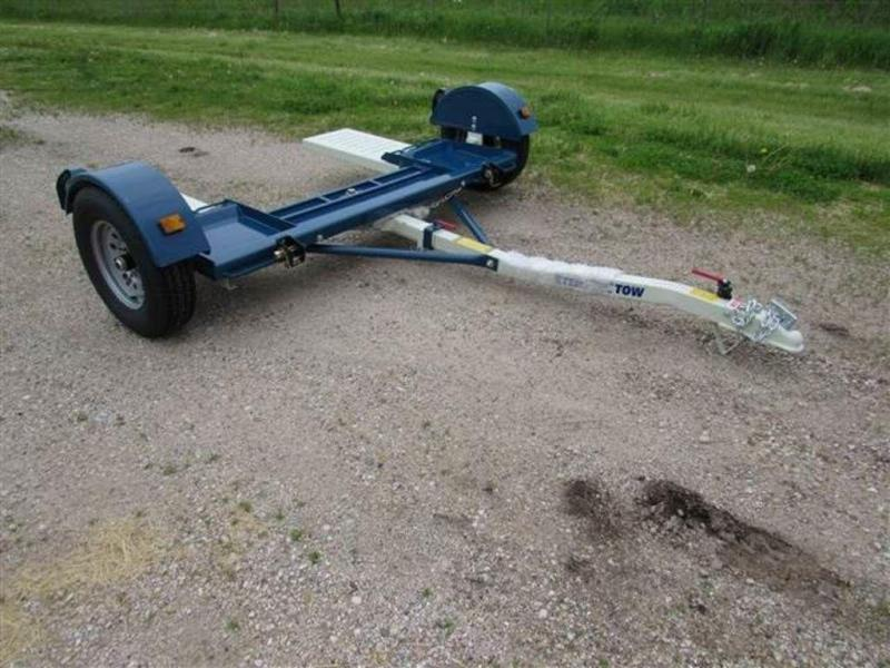 2019 Stehl Tow 8 X 4' Tow Dolly SA BP