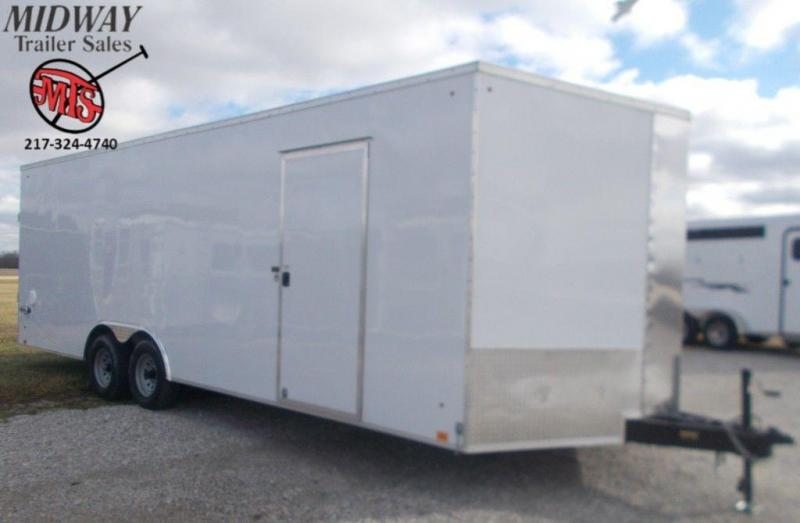 2020 Look Trailers Element SE 8.5 x 24 Enclosed Cargo Trailer