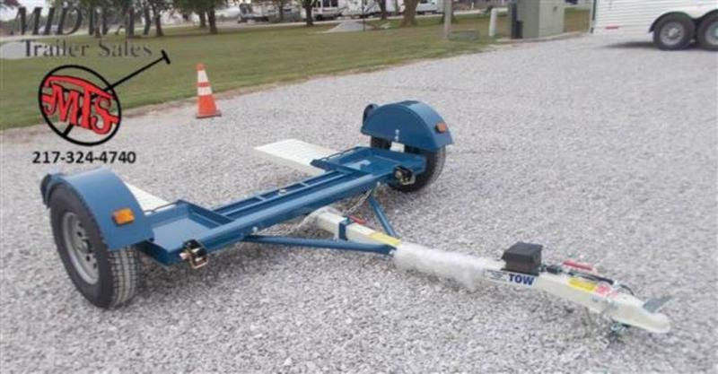 2020 Stehl Tow 8 X 4' Tow Dolly SA BP w/ Electric Brakes