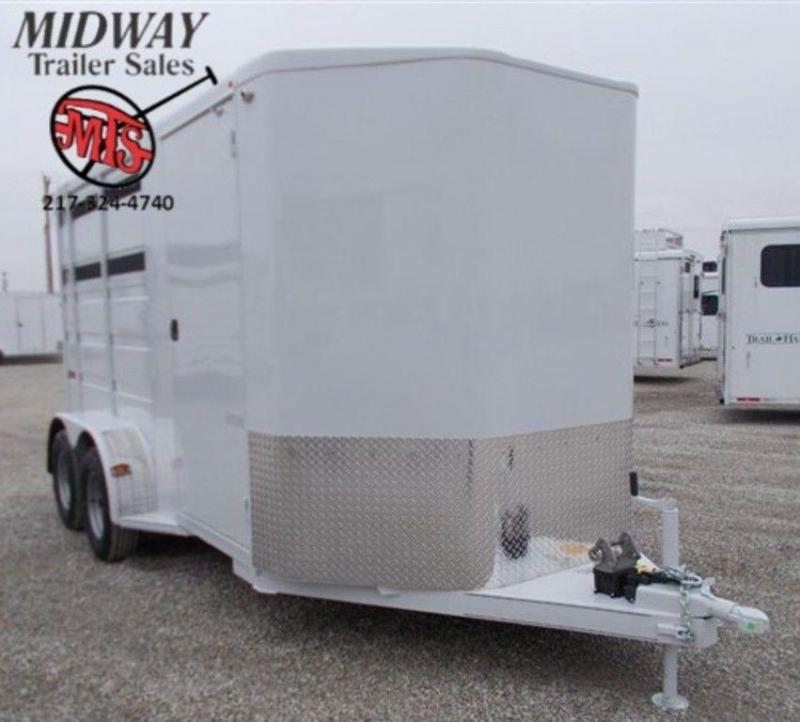 "2019 Titan Trailer Primo 2H w/ 40"" Dress"