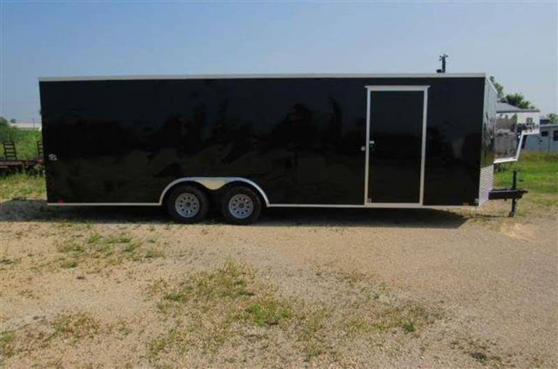 2020 Look Trailers ST DLX 8.5 x 24 Enclosed Cargo Trailer