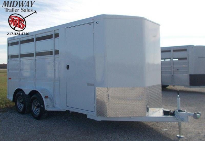"2020 Titan Trailer Primo 3H w/ 24"" Dress BP"