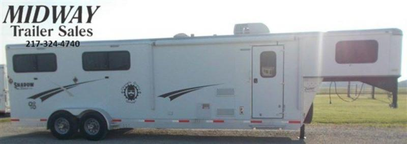 2014 Shadow Trailers Select 4H w/ 8' SW LQ