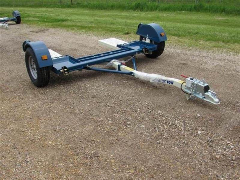 2019 Stehl Tow 8 X 4' Tow Dolly SA BP w/ Hyd Surge Brakes
