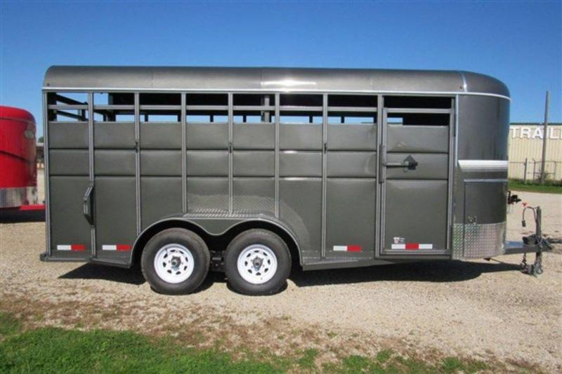 2020 S and S Dura-Line 6 X 7 X 18' 4H Stock/Combo BP