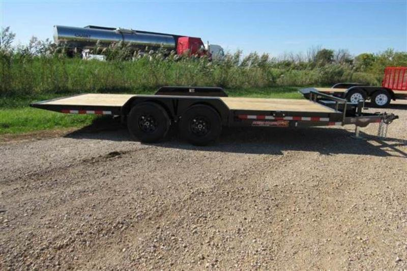"2020 H and H Trailers 82"" x 18' EX SPEEDLOADER 10K"