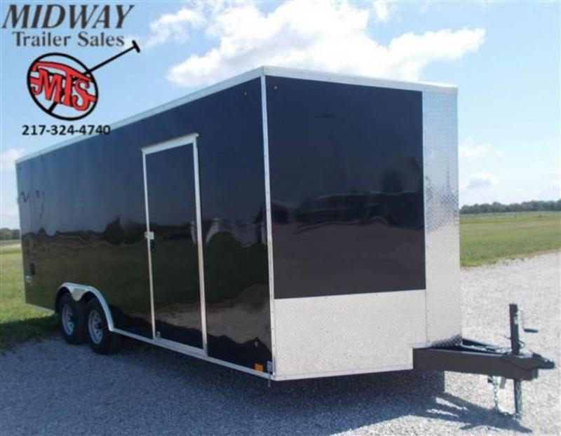 2020 Look Trailers Element SE 8.5 x 20 Enclosed Cargo Trailer