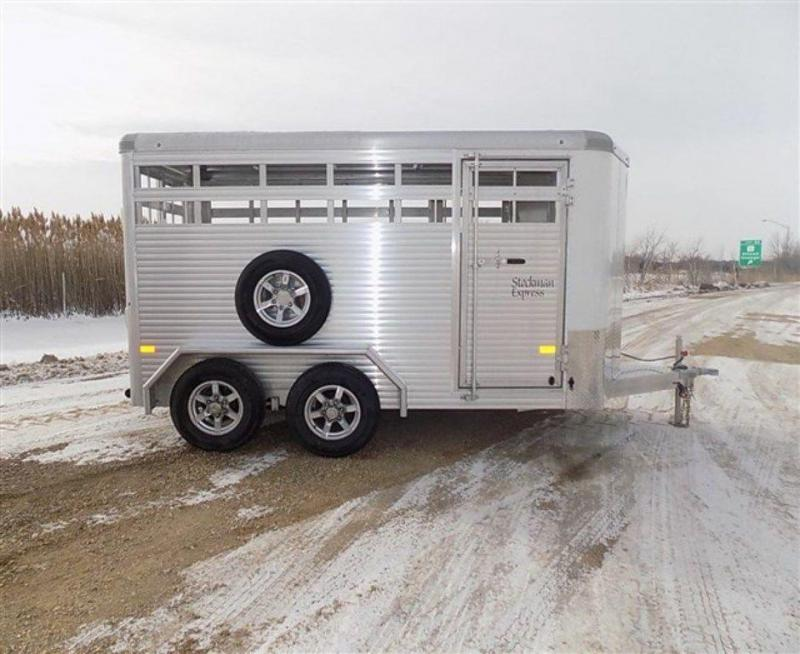 2019 Sundowner 6'9 X 7' X 14' Stockman Express Stock B
