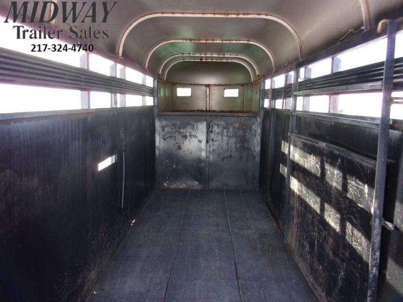 "1983 Easy 5' X 6'6"" X 14' Stock GN"