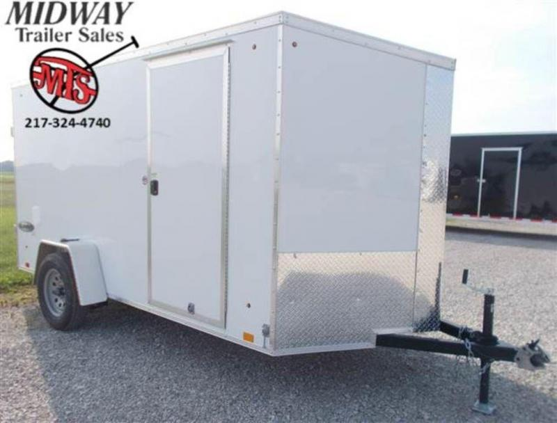 2020 Look Trailers Element SE 6 x 12 Single Axle Enclosed Cargo Trailer