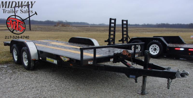 "2006 H and H Trailers 82"" x 18' SPEEDLOADER"