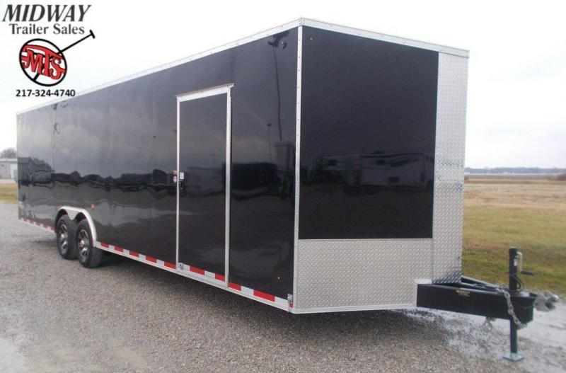 2020 Look Trailers Element SE 8.5 x 28 Enclosed Cargo Trailer