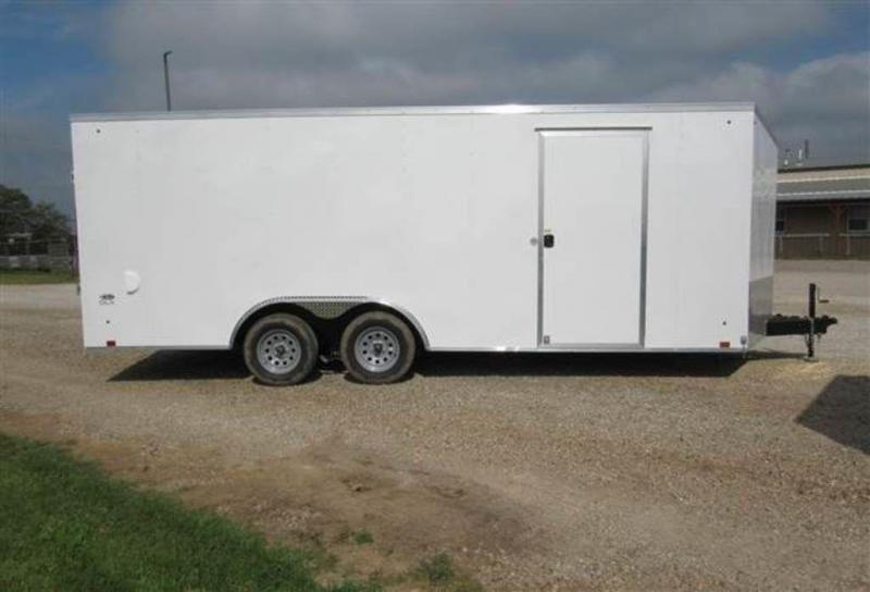 2020 Look Trailers ST DLX 8.5 x 20 Enclosed Cargo Trailer