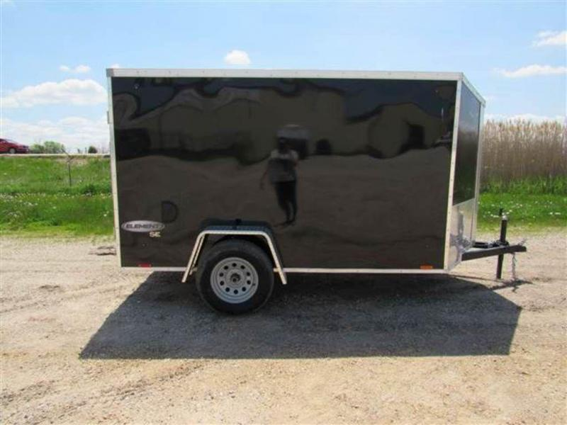 2020 Look Trailers Element 5 x 10 SI2SE Single Axle Enclosed Cargo Trailer